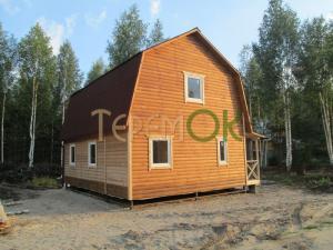 Недорогое строительство бань деревянных