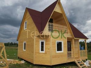 Щитовые дома – компромисс высокого качества и низкой цены