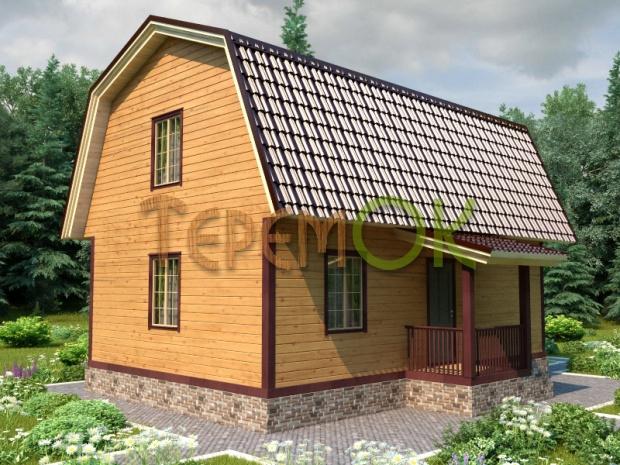Фундамент дома 8 на 8 цена в Королёве